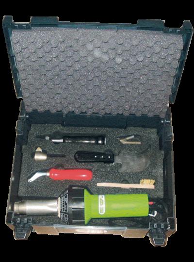 Spawarka zestaw podstawowy Leister Triac-Set-0